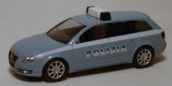Audi A4 Avant Polizia Italien