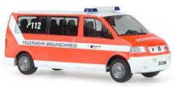 VW T5 ELW Feuerwehr Braunschweig