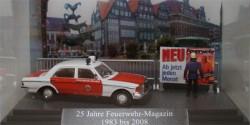 Mercedes Benz W123 ELW Feuerwehr '25 Jahre Feuerwehr-Magazin'