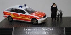 Mercedes Benz C-Klasse ELW Feuerwehr Speyer