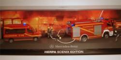 Mercedes Benz Feuerwehr-Set Scenix IAA 2006