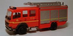 Mercedes Benz Atego LF 20 KatS Feuerwehr Hamburg-Bramfeld