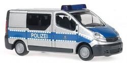 Opel Vivaro Bereitschaftspolizei Thüringen