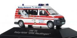 VW T5 Baby-Notarzt DRK Reutlingen