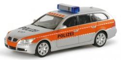 BMW 5er touring Polizei Schweiz