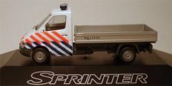 Mercedes Benz Sprinter Pickup Politie Haaglanden