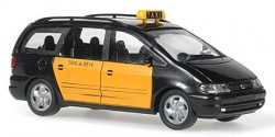 Seat Alhambra Taxi Barcelona