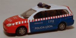 Ford Focus Policia Local Aranjuez