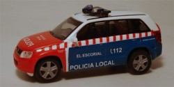 Suzuki Grand Vitara Policia Local El Escorial