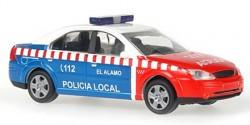 Ford Mondeo Policia Local El Alamo