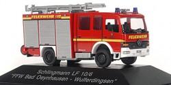 Mercedes Benz Atego LF 10/6 Feuerwehr Stadt Bad Oeynhausen