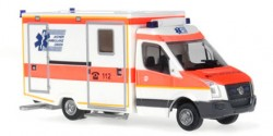 VW Crafter RTW Aicher Ambulance Union