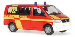 VW T5 MTW Feuerwehr Amberg