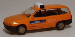 Opel Astra Caravan Airport Security Frankfurt