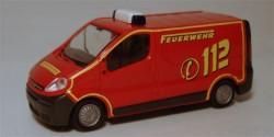 Opel Vivaro Feuerwehr
