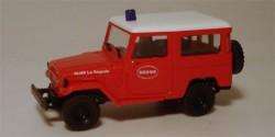 Toyota Land Cruiser J4 Sapeur Pompier Frankreich
