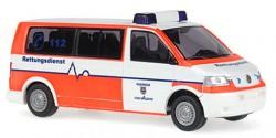 VW T5 NEF Feuerwehr Alsdorf