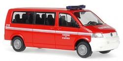 VW T5 MTW Feuerwehr Wien