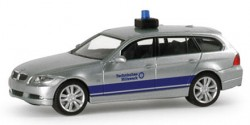 BMW 3er Touring THW Landesverband Berlin-Brandenburg