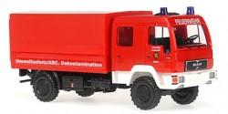 MAN 10.163 Dekon P Feuerwehr Altdorf