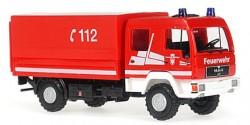 MAN 10.163 Dekon P Feuerwehr Böblingen