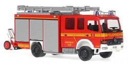 Mercedes Benz Atego HLF 20/16 Feuerwehr Speyer