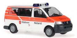 VW T5 NEF Malteser Rheingau-Taunus-Kreis