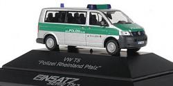 VW T5 Polizei Rheinland-Pfalz
