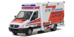 Mercedes Benz Sprinter RTW Feuerwehr Stuttgart