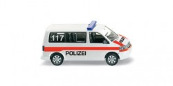 VW T5 Polizei Schweiz