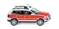 VW Touareg ELW Feuerwehr Düsseldorf
