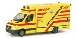 Mercedes Benz Sprinter RTW Feuerwehr Dresden