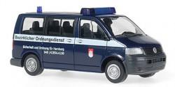 VW T5 Bezirklicher Ordnungsdienst Hamburg