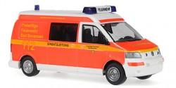 VW T5 MD ELW Feuerwehr Bad Bevensen