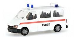 Ford Transit Bus Polizei Österreich