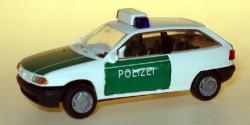 Opel Astra Fließheck Polizei