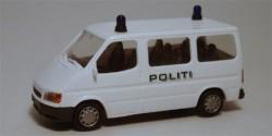 Ford Transit Polizei Dänemark