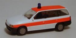 Opel Astra Kombi Polizei Belgien