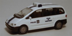 Ford Galaxy Polizei Belgien