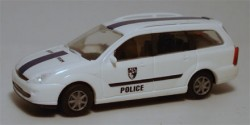 Ford Focus Turnier Polizei Belgien