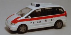 VW Sharan Polizei Zürich
