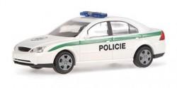 Ford Mondeo Polizei Tschechien