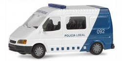 Ford Transit Policia Local Spanien