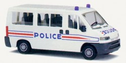 Citroen Jumper Polizei Frankreich