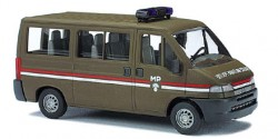 Citroen Jumper Militärpolizei Belgien