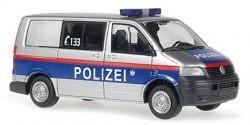 VW T5 Gefangenentransport Polizei Österreich