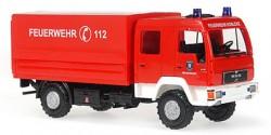 MAN L 2000 Dekon P Feuerwehr Koblenz