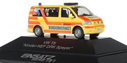 VW T5 Kindernotarzt DRK Bad Dürkheim