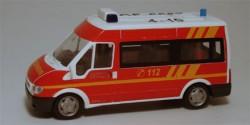 Ford Transit MTW Feuerwehr Dreieich
