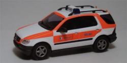 Mercedes Benz M-Klasse NEF Rettungsdienst Goslar